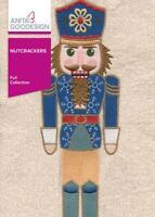 Nutcrackers Anita Goodesign Embroidery Machine Design CD 172AGHD