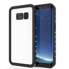 Samsung Galaxy S8 / S8 Plus Waterproof Case Cover Shockproof w/ Screen Protector