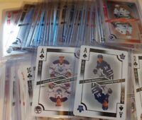 2017-18 UD OPC O-Pee-Chee Playing Cards You Pick From List Lot 17-18