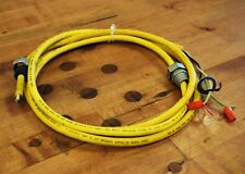 Carol Super Vu-tron P-123-103 16AWG 600V 8' / 2m Water Resistant SOOW Cable