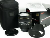 Sigma EX 24-70mm f/2.8 IF HSM DG Lens - Nikon Fit lens