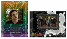 Twilight ~ NAT cards ~ Ltd Edition 28th Set ~ Breaking Dawn Pt 2  ~ Finale ~ New