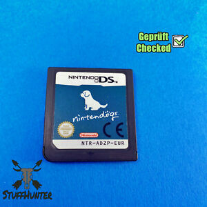Nintendogs Chihuahua & Friends - Nintendo DS - Tested - USK0 Acceptable