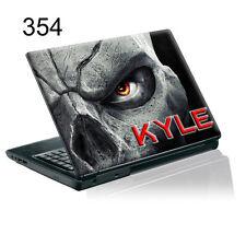 TaylorHe Calcomanía Vinilo Piel Etiqueta Engomada de la portátil personalizada con tu nombre P354