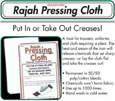 Rajah Pressing Ironing Cloth Sullivans 10995 NEW