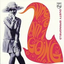 DUSTY SPRINGFIELD - WHERE AM I GOING  CD NEW+