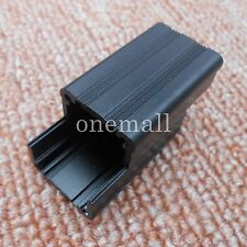 Mini case Aluminum Project chassis cooling box for Components Black 40*25*25mm