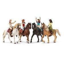 AUSWAHL: Schleich - Bewegliche Reiterinnen - Hannah Sofia Lisa Sarah Horse Club