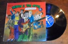 Frank Zappa Mothers Of Invention record album Cruising With Ruben & The Jets