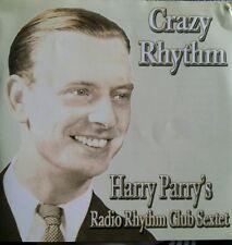 Harry Parry's Radio Rhythm Club Sextet Crazy Rhythm CD Sunflower