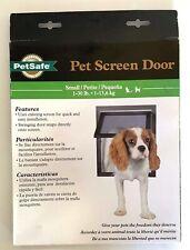 PetSafe Pet/Dog/Cat Screen Door Small Pet 1-30 lbs. Easy Install NEW in package