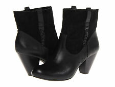 NIB Jessica Simpson Olivie Booties WOmen's Size 9 Back Noble PU Ankle Boots $129