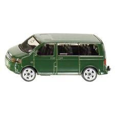 Modellini statici di auto, furgoni e camion verde per VW scala 1:55