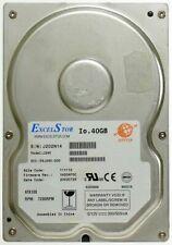 Disque dur IDE  EXCELSTOR 40GB  MODEL J240