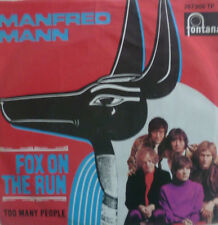 "7"" 1968 BEAT ! MANFRED MANN : Fox On The Run /MINT-?"