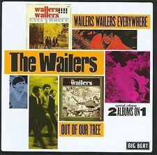 Wailers Wailers Everywhere/Out of Our Tree by The Wailers (CD, May-2003, Big...