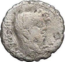 Roman Republic Postumius,  Albinus 81BC Rare Ancient Silver Coin Eagle i33576
