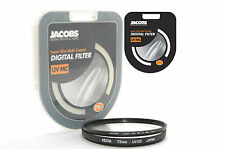 Jacobs Delgado 72mm Uv Multi Coated Filter Digital