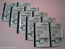 10 X DURABLE 585302 CHIFFON DE NETTOYAGE DES LUNETTES brillen-putztuch type