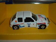 CORGI PEUGEOT 205 PARIS RALLY CAR SWANSEA MADE C PHOTOS