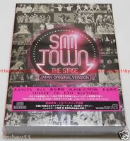 New SMTOWN THE STAGE Japan Original Version Complete Edition 3 DVD EYBF-10634