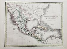 Original 1835 Bradford of Mexico incl. Texas