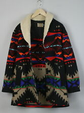 PENDLETON HIGH GRADE WESTERNWEAR Men (US)42 or ~L Wool Aztec Indian Coat 18628_S