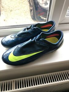 Nike Mercurial Vapor IV Football Boots FG Size 10 UK