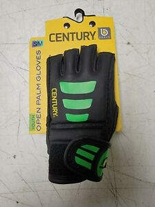 Century Brave Youth Open Palm Gloves Size S/M 42450918