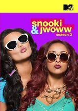"""Snooki & JWOWW: Season 3 DVD New & Sealed """"jersey shore"""" fans R1"""