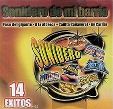 14 Exitos - Sonidero De Mi Barrio ( CD )