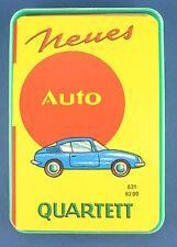 Neues Auto-Quartett - S&S - Nr. 631 8200 - Quartettspiel - Schwager & Steinlein