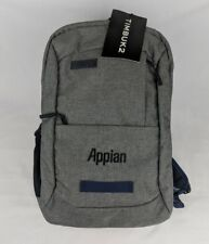 """Timbuk2 """"Appian"""" Parkside OS Laptop Backpack Midway gray blue One Size NWT"""