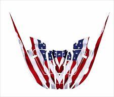 kawasaki 650 x2   jet ski wrap graphics pwc decals kit 1985 1995 american flag