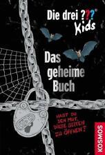 Die drei ??? Kids - Das geheime Buch von Ulf Blanck (2011, Gebundene Ausgabe)