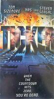 Steven Seagal: Ticker (VHS, 2001)Tom Sizemore, Dennis Hopper, Steven Seagal, Nas
