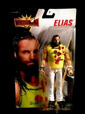 ELIAS WWE WrestleMania  Action Figure- Free Shipping