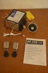 Caravan Alarm System - Sargent AS210 - 2 Key Fobs + PIR - Replacement Part