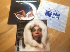 Donna Summer - Four Seasons Of Love  - Vinyl LP + 1977 Calendar Extremely Rare.