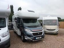 Diesel Fiat Automatic 2 Axles Campervans & Motorhomes