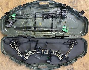 2019 MATHEWS TACTIC COMPOUND HUNTING BOW for Parts Only W/ Extras!!!