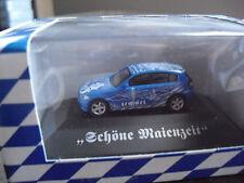 Herpa HO 1/87 Bayern Edition 2005 BMW Schone Maienzeit Car NIP