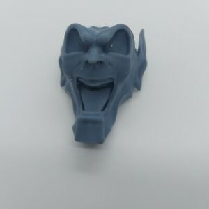 1/25 3d Printed Green Goblin Head Maximum Overdrive For AMT White Western Star