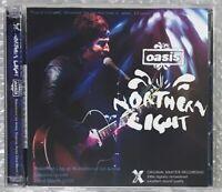 OASIS NORTHERN LIGHT LIVE IN SAPPORO JPN 2009 2CD XAVEL-036 ROCK BRITPOP