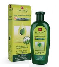 BSC FALLES Reviving Shampoo Kaffir Lime Hair Loss Prevention Colorless 180 ml.