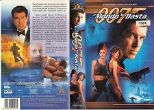 Agente 007. Il mondo non basta (1999) VHS