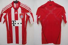 2010-2011 Bayern München Munich Player Techfit Jersey Shirt Trikot Home Adidas M