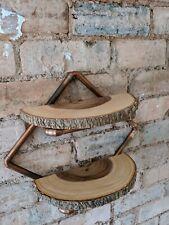 Copper Pipe Shelving Shelves Handmade