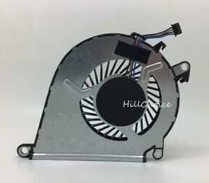 New CPU Fan For HP 15-AX033DX 15-AX043DX 15-AX103TX 15-AX200 Laptop 858970-001