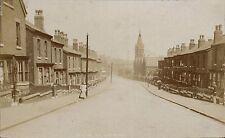 Darnall, Sheffield. Station Road.